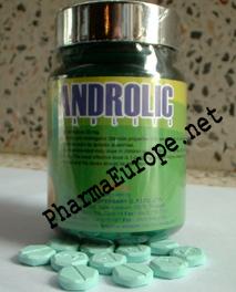 Androlic (Oxymetholone) 100 Tabs/50mg