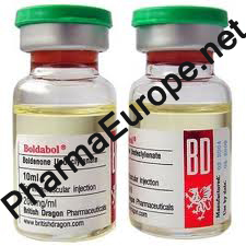 Boldabol 200 (Boldenone Undecylenate) 10ml  Vial / 200mg/1ml