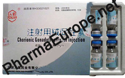 HCG / (Chorionic Gonadotropin) 2000 IU