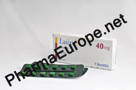 Lasix (Furosemide) 12 Tabs/40mg