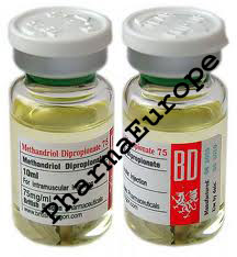 Methandriol Dipropionate / British Dragon
