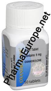 Oxandrolone (Oxandrolone) 50 Tabs/5mg
