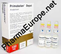Primobolan Depot (Methenolone enanthate) 1ml. Amps/100mg/1ml