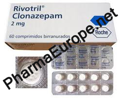Rivotril (Clonazepam) 2mg 60tabs