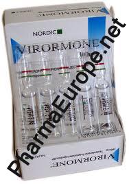 Virormone 2ml (Testosterone Propionate) 100mg/1ml