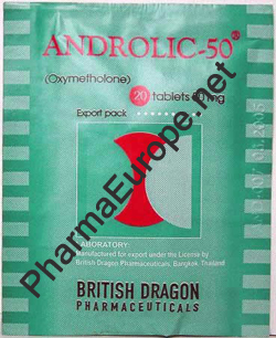 Androlic British Dragon