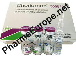 Choriomon 5000 IU / HCG (Human Chorionic Gonadotrophin)