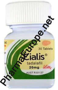 Cialis, 20mg, Tadalafil, (bottle type)