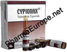Cypionax (Testosterone cypionate)