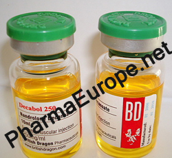 Decabol 250 (Nandrolone Decanoate) 10ml  Vial / 250mg/1ml