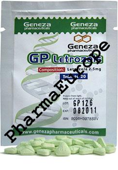 GP Letrozole 2.5 mg