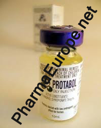 Protabol RWR Methandriol Dipropionate 75mg/ml