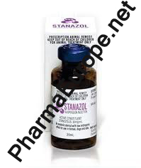 Stanazol RWR Stanozolol 50mg/ml