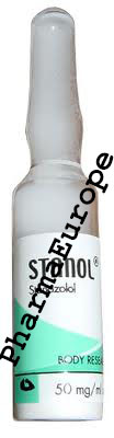 Stanol (Stanozolol) 50mg/ml Body Research