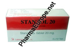 stanozolol daily dosage