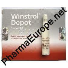 Winstrol Depot (stanozolol)