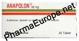 Anapolon / Anadrol (Oxymetholone) 20 Tabs/50mg