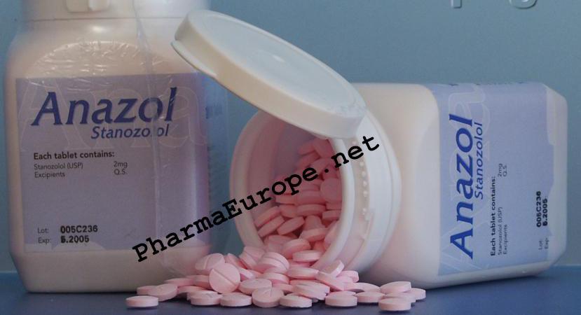 Anazol (Stanozolol)