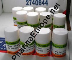 Clenbuterol 100tabs 40mcg (Clenbuterol Hydrochloride)