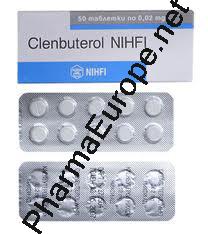 Clenbuterol / 0,02 mg