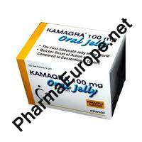 Kamagra Jelly (100mg Sildenafil Citrate x 50 Oral Jelly