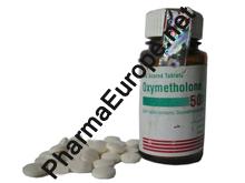 Oxymetholone (Oxymetholone) 100 Tabs/50mg