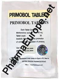 Primobol (Methenolone Acetate) 30 Tabs/50mg)