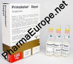 Primobolan Depot (Methenolone enanthate) 1ml. Amps/100mg/1ml