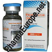 Propionator 200 (Testosterone Propionate USP) 10ml  Vial / 200mg/1ml