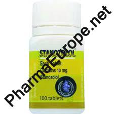 Stanozolol 10mg 100Tabs / LA, Italy
