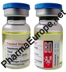 Testabol Depot 200 (Testosterone Cypionate) 10ml  Vial / 200mg/1ml