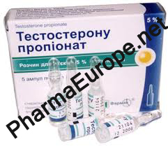 Testosterone Propionate, 50mg/ml , 1ml amp , Farmak, Ukraine