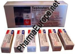 Testosterone (Testosterone Enanthate + 324 mg Benzyl Benzoate + 440mg Castor Oil/ml) (20x1ml Amps)