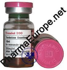 Trenabol 200 (Trenbolone Enanthate) 10ml  Vial / 200mg/1ml