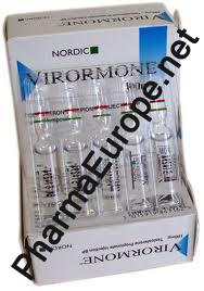 Virormone 2ml (Testosterone Propionate) 100mg/1ml