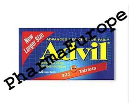Advil Ibuprofen 200mg 325 Tablets