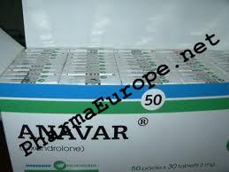 Anavar (oxandrolone) 5 mg
