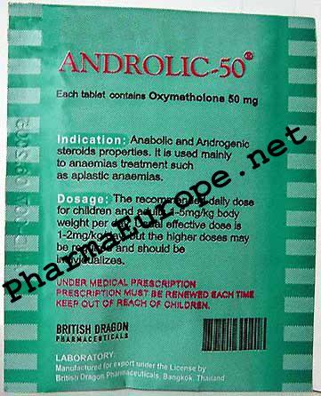 Androlic British Dragon