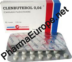 Spiropent Clenbuterol Weight Loss Tablets (or Syrup ...