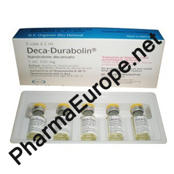 Deca Durabolin (Nandrolone decanoate) 1 ml. Amp/100mg/ml