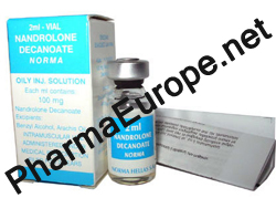 Deca Norma (Nandrolone decanoate) 2 ml. Vial / 200mg/2ml
