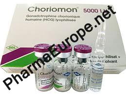 HCG / (Chorionic Gonadotropin) 10 x 5000 IU