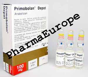 Primobolan Depot (100mg/ml) 1ml