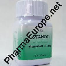 STANOL (stanozolol) 5 mg 200tab